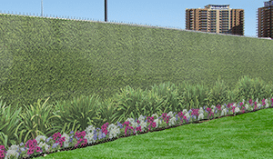 Designer Series Pre-Printed Fence Screens