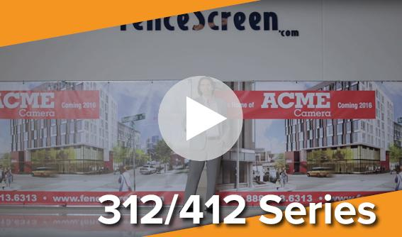 Custom Printed Construction Banners Video