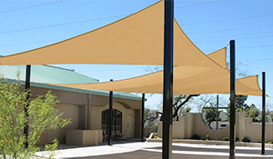 Shade Sails and Covers